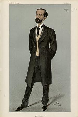 """Aberdeenshire"""". Statesmen. No. 745.: ABERDEEN, The Earl of"""