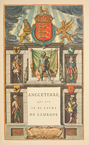 Atlas). The third centenary edition of Johan Blaeu Le Grand Atlas Ou Cosmographie Blaviane. ...