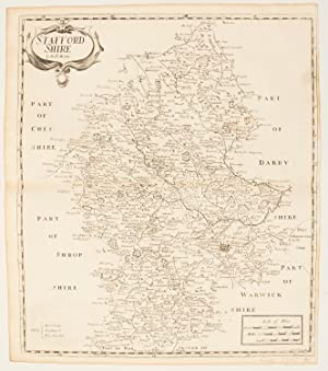 Stafford Shire [Staffordshire]: MORDEN, Rob[er]t