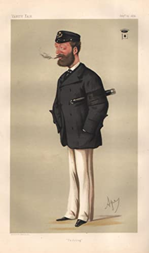 "Yachting"". Men of the Day. No. 88. Sportsman: BATTHYANY, Edmund, Count."