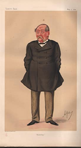 "Bombay"". Statesmen. No. 169.: FITZGERALD, William Robert Seymour Vesey, The Right Hon. Sir."
