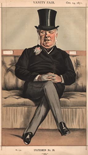 "No. 154. ""Silk"". Statesmen. No. 95.: EATON, Henry William, Mr."