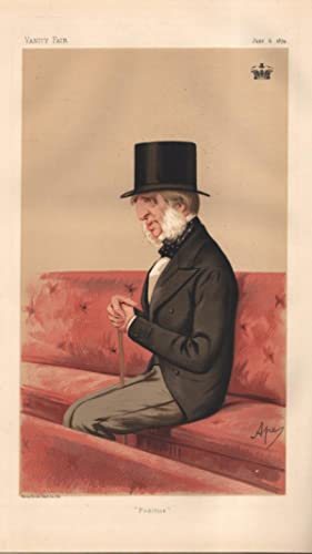 """Position"""". Statesmen. No. 174.: DEVONSHIRE, The Duke of."""