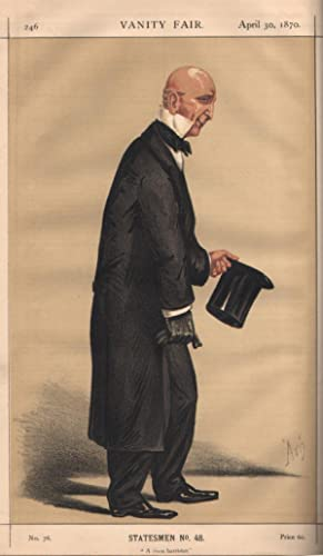 "No. 78. ""A risen barrister."" Statesmen. No. 48. Lawyer.: COLERIDGE, John D., Sir."