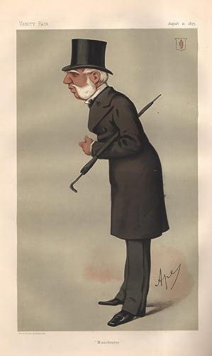 "Manchester"". Statesmen. No. 212.: BAZLEY, Thomas, Sir."