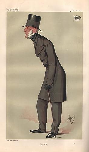 "Suffolk"". Statesmen. No. 209.: STRADBROKE, The Earl of."