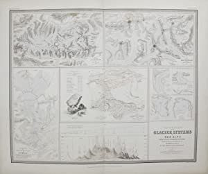 Illustrations of the Glacier Systems of the Alps and of Glacial Phenomena in General From the Sur...