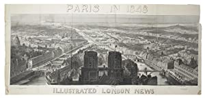 Paris in 1848. Supplement to the Illustrated London News.