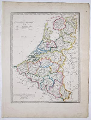 Belgium and Holland, late the Km. of the Netherlands.
