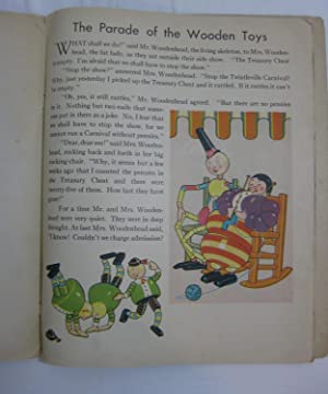 THE PARADE OF THE WOODEN TOYS.: Anonymous