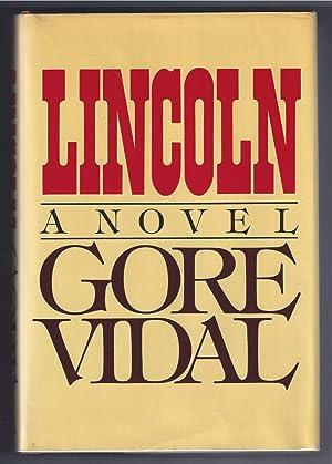 LINCOLN: A Novel.: Vidal, Gore