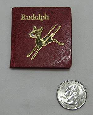 RUDOLPH THE RED-NOSED REINDEER (Inscribed) (Miniature): May, Robert L.