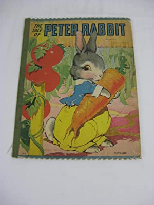 THE TALE OF PETER RABBIT. (#473): Potter, Beatrix; illustrated