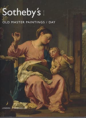 [AUCTION CATALOG] SOTHEBY'S: OLD MASTER PAINTINGS/ DAY: 6 DECEMBER 2007
