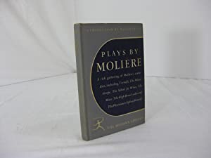 PLAYS BY MOLIERE.: Moliere; introduction by