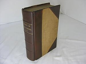 HISTORY OF NORTH CAROLINA (Volume I From: Ashe, Samuel A'Court
