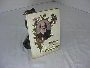 GEMS FROM TENNYSON: Tennyson, Alfred