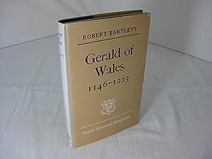 GERALD OF WALES 1146-1223.: Bartlett, Robert