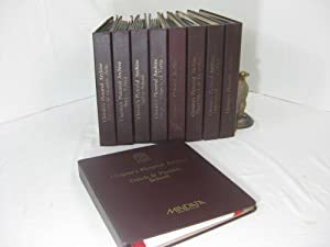 CHRISTIE'S PICTORIAL ARCHIVE. ( Complete in nine volumes )