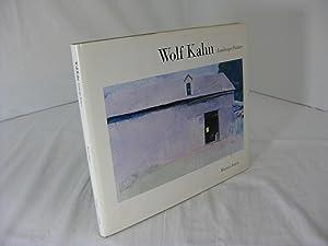 WOLF KAHN: Landscape Painter: Martica Sawin