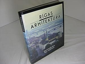 Rigas arhitektura. Architektura Rigi. Riga's Architecture: Lejnieks, Janis