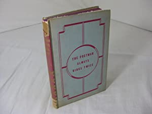 THE POSTMAN ALWAYS RINGS TWICE (Signed): Cain, James M.