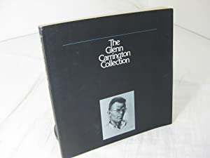 THE GLENN CARRINGTON COLLECTION; A Guide to the Books, Manuscripts, Music, and Recordings