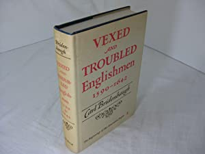 VEXED AND TROUBLED ENGLISHMEN, 1590-1642