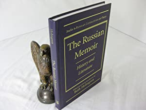 THE RUSSIAN MEMOIR; History and Literature
