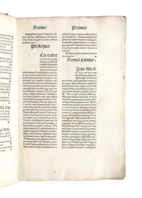 Sermones dominicales super evangelia et epistolas.: Hugo de Prato