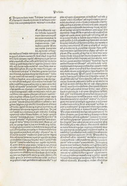 De institutis coenobiorum. (Daran:) Collationes XXIV.: Cassianus, Johannes.