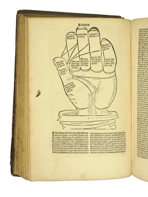 Expositio super textu logices Aristotelis.: Tartaretus, Petrus (Pierre