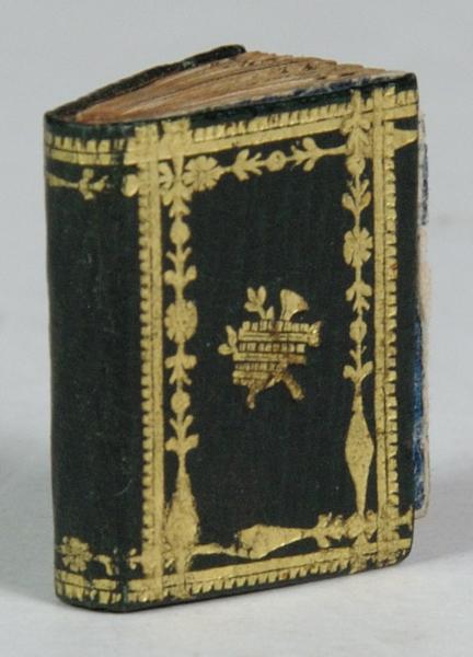 Le bijou galant.: Miniaturbuch].
