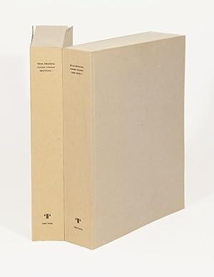 Wiener Aktionismus. Viennese Actionism. 2 Bände.: Wiener Aktionismus. Viennese