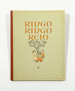 Ringa Ringa Reia. Kinderlieder und Kinderspiele. Herausgegeben: Enders, Hans u.
