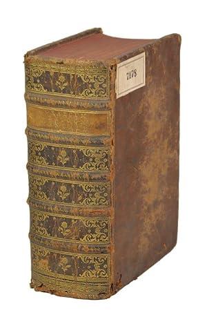 Graecum lexicon manuale tribus partibus constans hermeneutica,: Hederich, Benjamin.