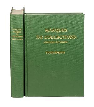 Les Marques de Collections de Dessins &: Marken]. - Lugt,