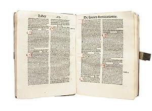 De institutis coenobiorum. (Daran:) Collationes patrum XXIV.: Cassianus, Johannes.