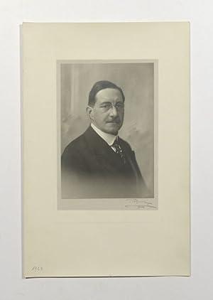 Portrait des Adolf Franz Otto Kroath].: Pietzner, Carl] -