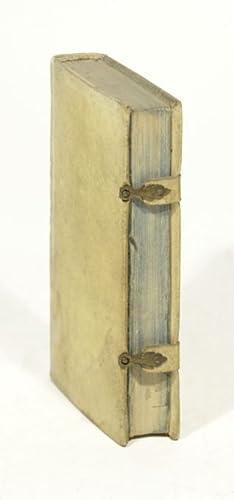 Manuale principum christianorum. In quo eorum vera: Oldenburger, Philipp Andreas.