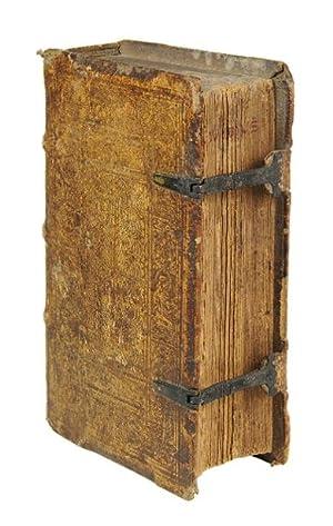 Metamorphoseon libri quindecim, donati argumentis compendiarijs, &: Ovidius (Ovid) Naso,
