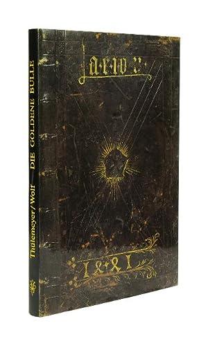 Heinrich Günther Thülemeyer: Die Kupferstichwiedergabe von Codex: Die goldene Bulle].