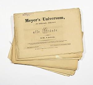 oder Abbildung und Beschreibung des Sehenswerthesten und: Meyer's Universum