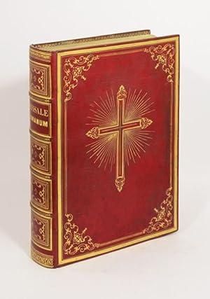Missale Romanum ex decreto sacrosancti Concilii Tridentini: Missale Romanum].