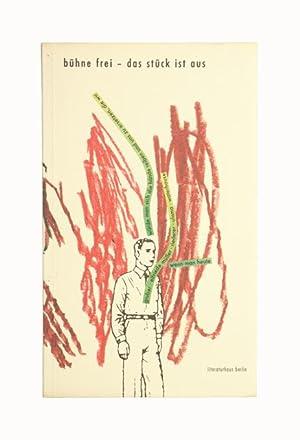 Vier Theaterstücke nach Texten von Otto Brahm: Bayer, Konrad]. -