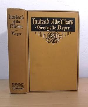 Instead of the Thorn: Heyer, Georgette