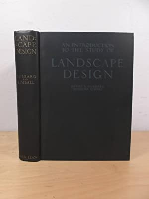 An Introduction to the Study of Landscape: Hubbard, Henry Vincent