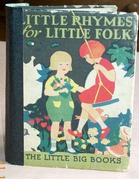 Little Rhymes for Little Folk: None