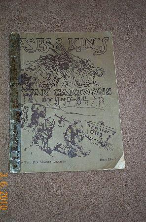 Aces & Kings, War Cartoons by J. N. Ding: Darling, J. N. Ding