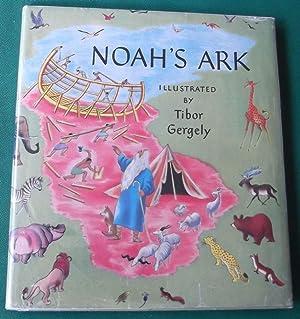 Noah's Ark: Werner, Jane, & Gergely, Tibor, Illust.